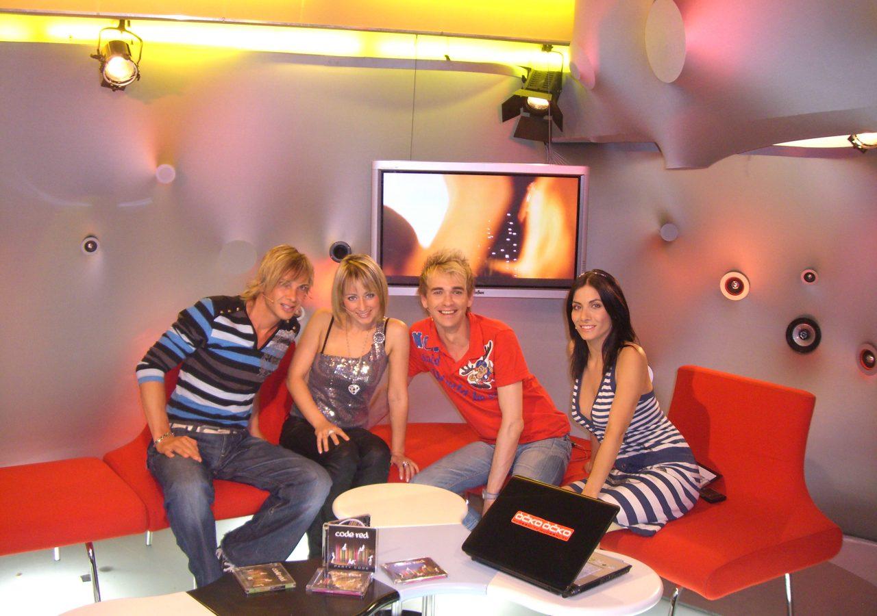 Code Red im TV Tschechien
