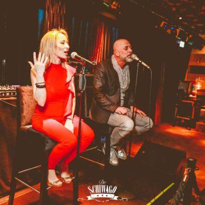 Sänger Maria und Mark