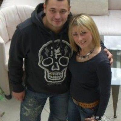 Ruki vverh und Sängerin Maria